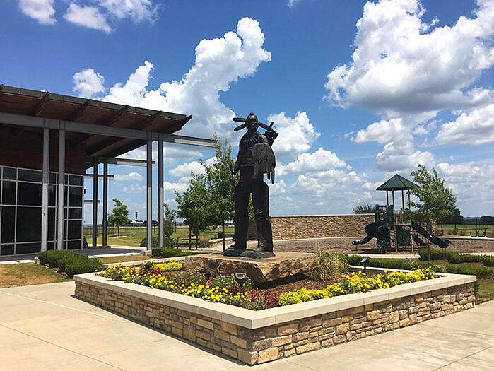 Adventure Road Chickasaw Nation Welcome Center