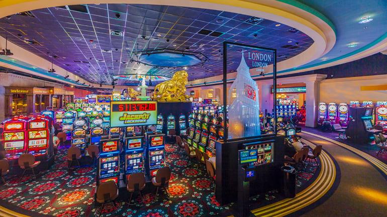Adventure Road WinStar World Casino and Resort London Gaming Plaza