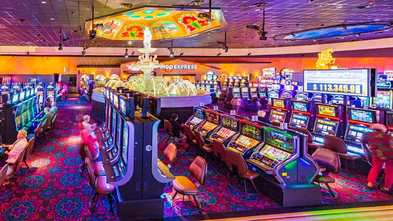 Adventure Road WinStar World Casino and Resort Madrid Gaming Plaza