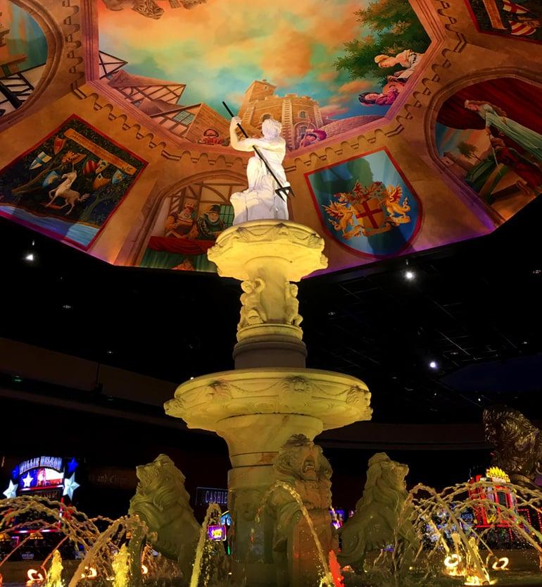 Adventure Road WinStar World Casino and Resort Rome Gaming Plaza