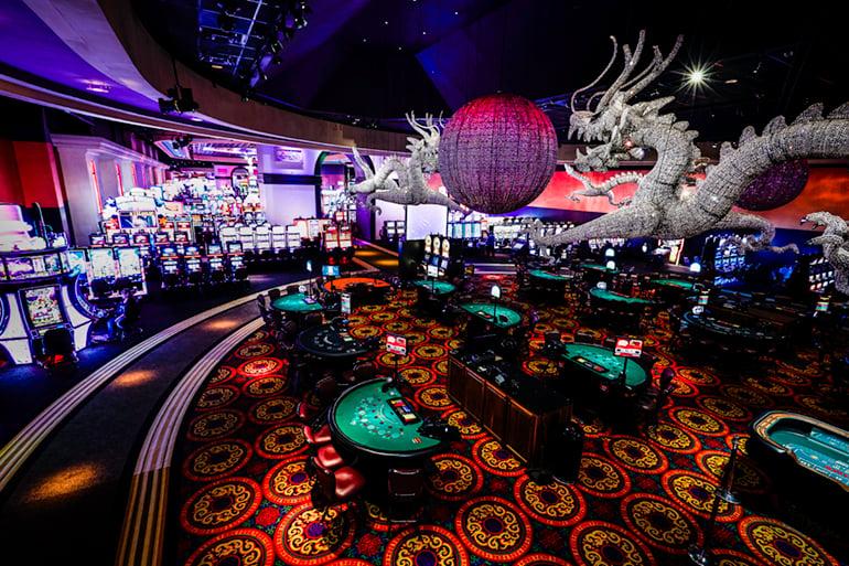 Adventure Road WinStar World Casino and Resort Beijing Gaming Plaza