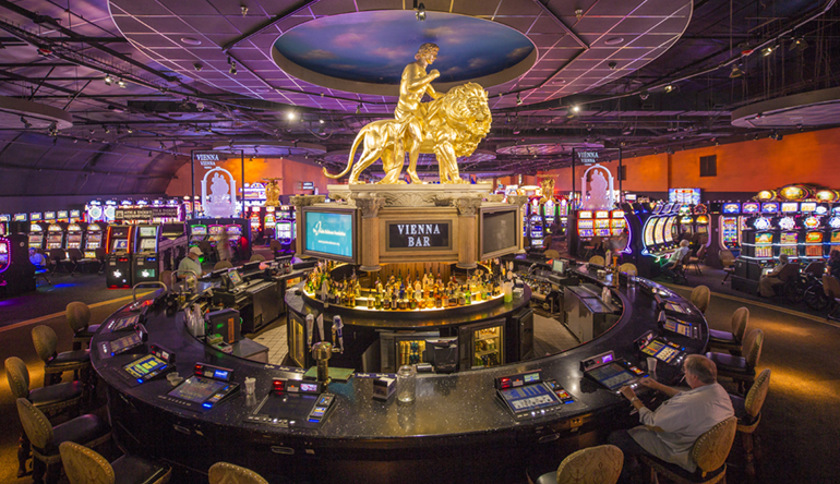 Adventure Road WinStar World Casino and Resort Vienna Gaming Plaza