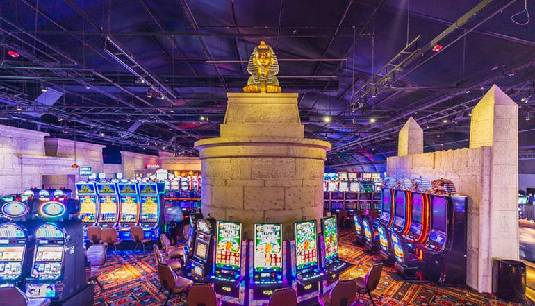 Adventure Road WinStar World Casino and Resort Cairo Gaming Plaza