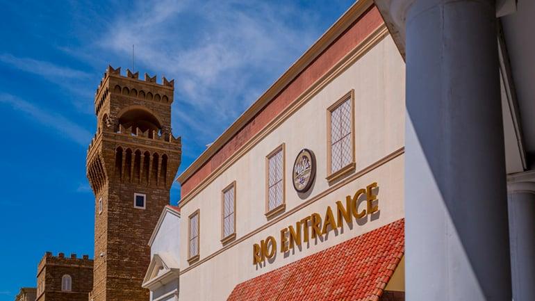 Adventure Road WinStar World Casino and Resort RIO Gaming Plaza