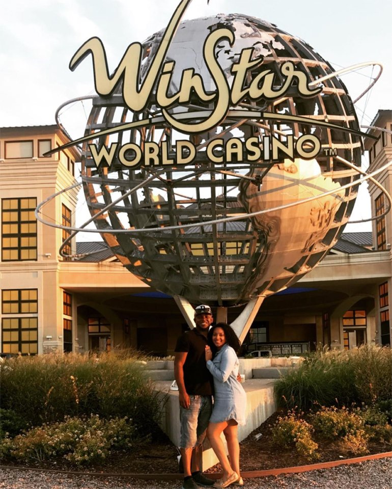 Adventure Road WinStar World Casino and Resort
