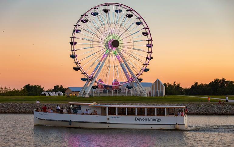 Adventure Road Oklahoma River Cruises