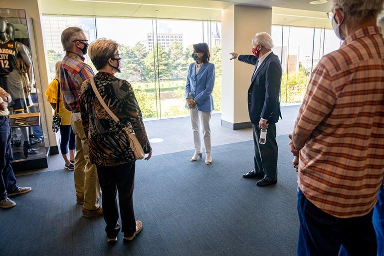 Adventure Road Oklahoma City National Memorial & Museum Eyewitness Tours