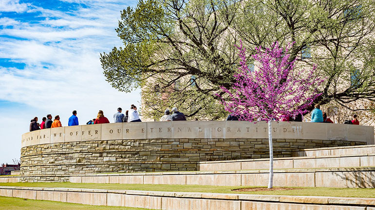 Adventure Road Oklahoma City National Memorial and Museum Annual Remembrance