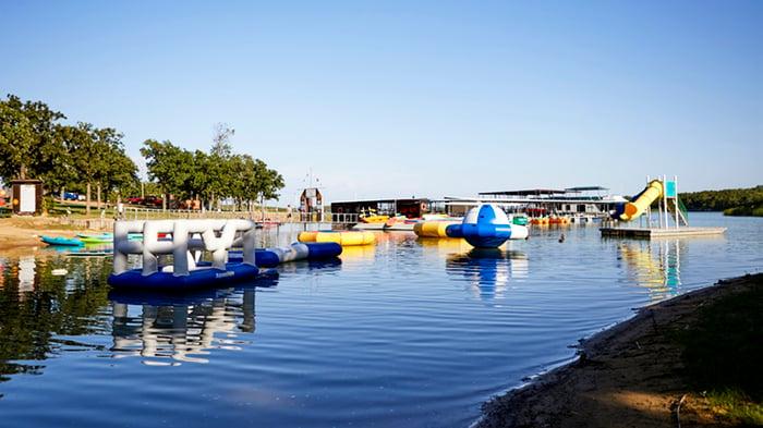 Adventure Road Lake Murray Water Sports & Mini Golf