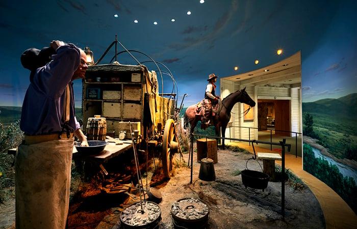 Adventure Road National Cowboy & Western Heritage Museum