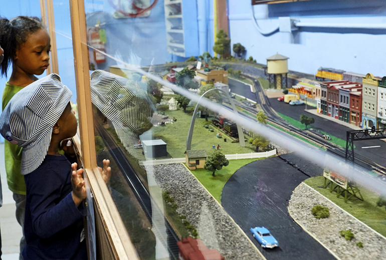 Adventure Road Oklahoma Railway Museum