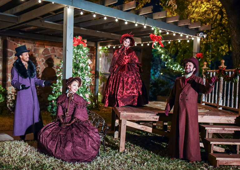 Adventure Road Lyric Theatres A Christmas Carol Cast