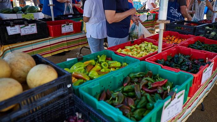 Adventure Road Scissortail Park Farmer's Market