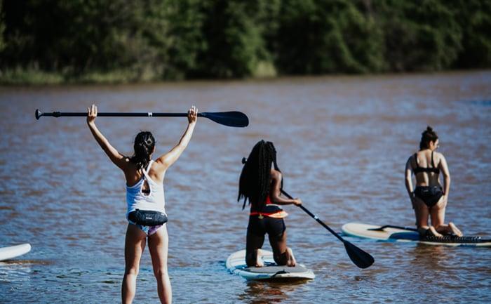 Adventure Road Lake Overholser