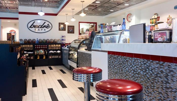 Adventure Road Bedré Café