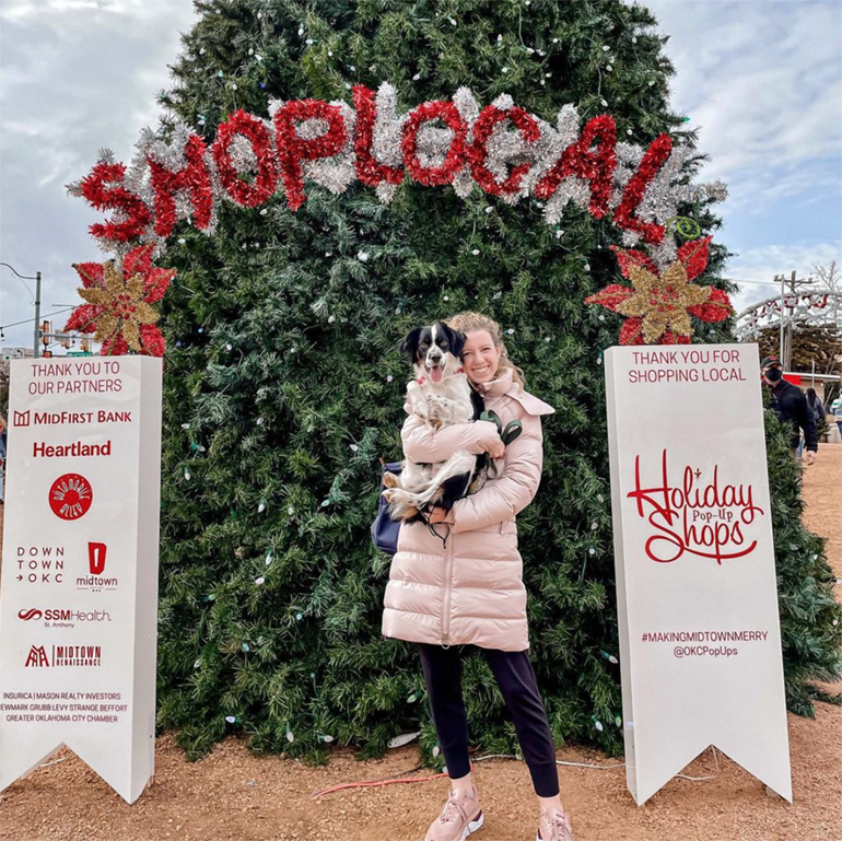 Adventure Road Holiday Pop-Up Shops in Midtown