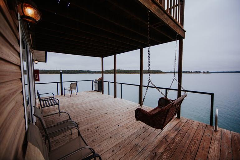 Adventure Road Lake Murray Floating Cabins Fishing